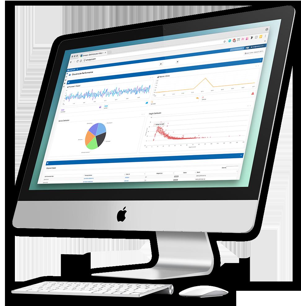 Enveyo Logistics Optimization Software