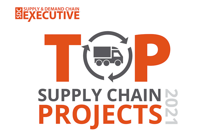 Enveyo Named Supply & Demand Chain Executive's 2021 Top Supply Chain Project